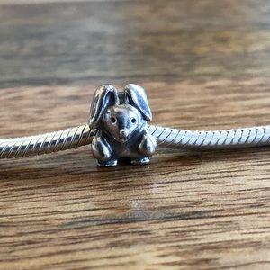 Pandora Charm - Bunny - Authentic